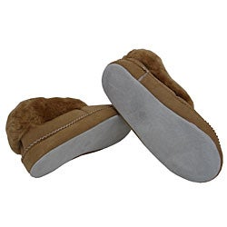 Amerileather Shearling Low-top Slippers - Thumbnail 2