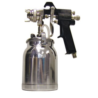 Shop Black Bull Professional 1 Quart Paint Spray Gun