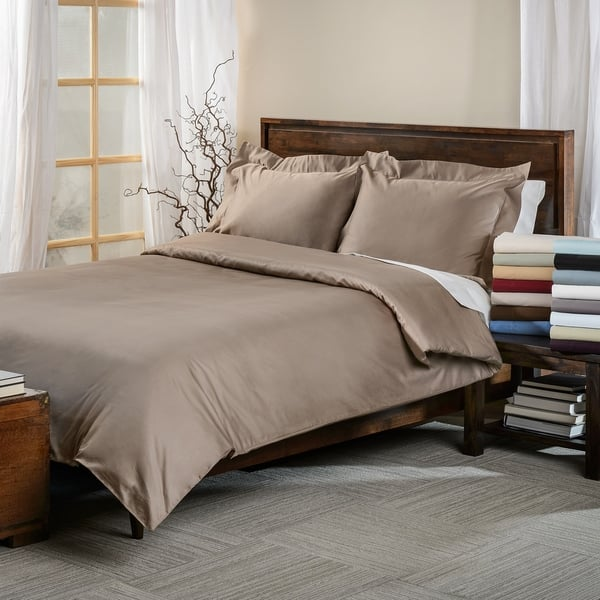 800 Thread Count Egyptian Cotton Choose Bedding Item US Sizes Moss Solid
