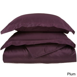 Superior Egyptian Cotton 650 Thread Count Duvet Cover Set (2 options available)