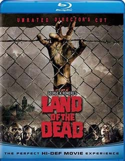 George A. Romero's Land Of The Dead Unrated (Director's Cut) (Blu-ray Disc)