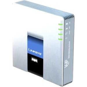 Cisco SPA3102 Voice Gateway with Router