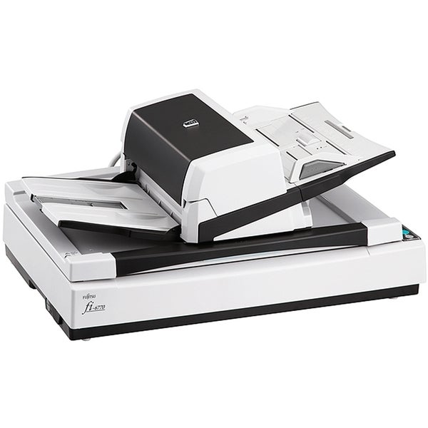 Fujitsu fi-6770A Color Duplex Document Scanner