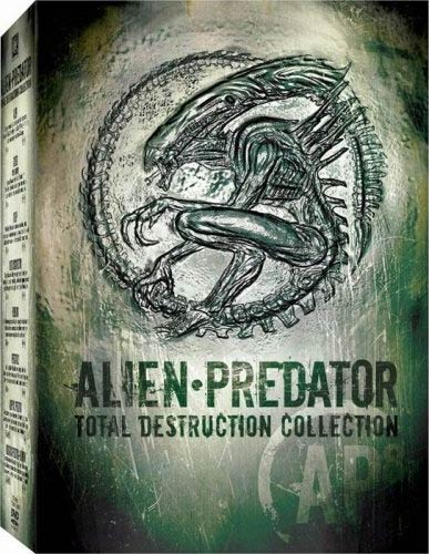 AVP Total Destruction Collection (DVD)
