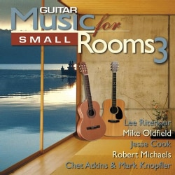 Various - Guitar Music For Small Rooms 3