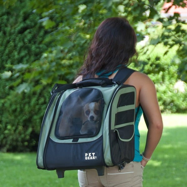 ef1042b4955 Shop PetGear 'I-GO2 Traveler' Pet Stroller (Up to 20 Pounds) - Free ...