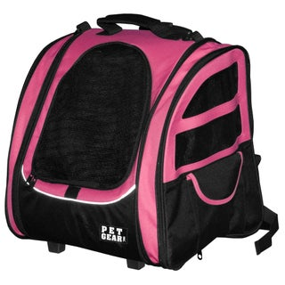 PetGear 'I-GO2 Traveler' Pet Stroller (Up to 20 Pounds) (Option: Pink)