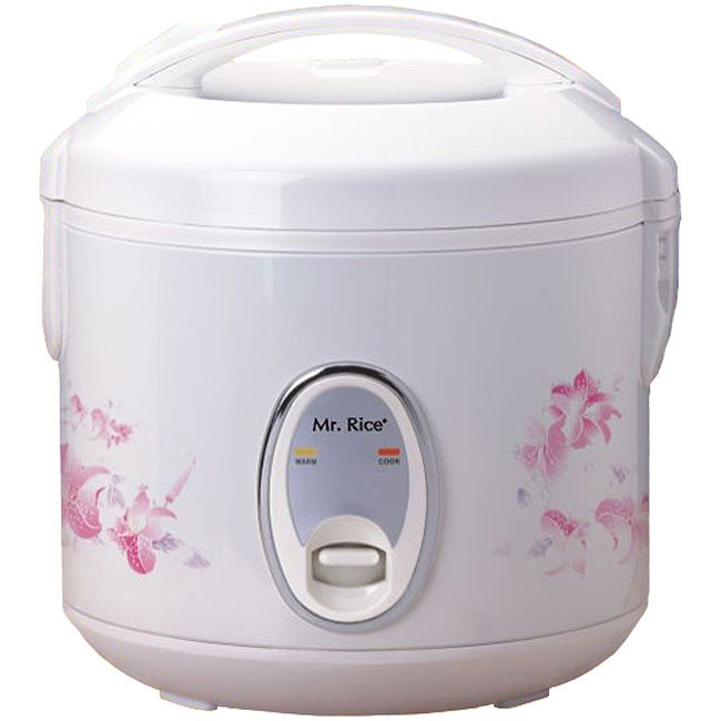 Compact 6-cup Rice Cooker