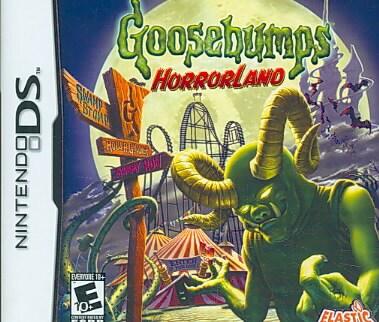 NinDS - Goosebumps Horrorland