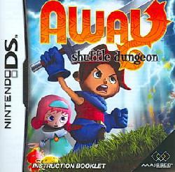 Nintendo DS - Away: Shuffle Dungeon
