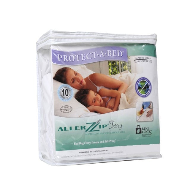 AllerZip King-size Bedbug-proof Mattress Protector