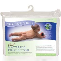 Protect-A-Bed Crib Waterproof Mattress Protector