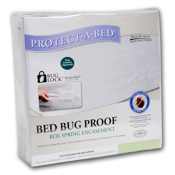 Protect-A-Bed Bug-proof Box Spring Encasement