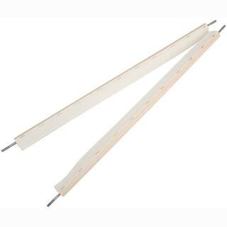 Needlework 18-inch Scroll Rods
