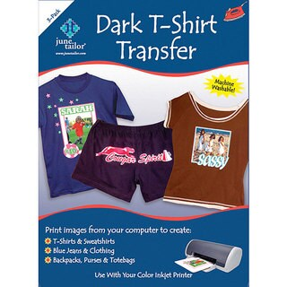 Dark T-shirt Inkjet Transfers