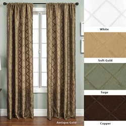 Ashford Rod Pocket 108-inch Curtain Panel - 55 x 108