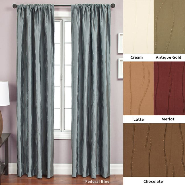 Bon Rod Pocket 108-inch Curtain Panel