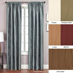 Softline Bon Rod Pocket 120-inch Curtain Panel