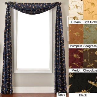 Chopin 6-yard Window Scarf