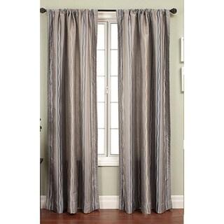Softline Duchess Stripe Rod Pocket 108-inch Panel - 55 x 108