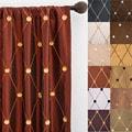 Softline Helena Rod Pocket 84-inch Curtain Panel