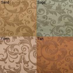 Softline Livingston Rod Pocket 84-inch Curtain Panel - 56 x 84 - Thumbnail 2