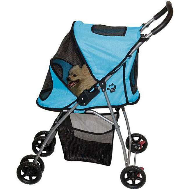 Pet Gear Ultra Light Pet Stroller (Up to 20 pounds) - Thumbnail 0