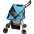 Pet Gear Ultra Light Pet Stroller (Up to 20 pounds)