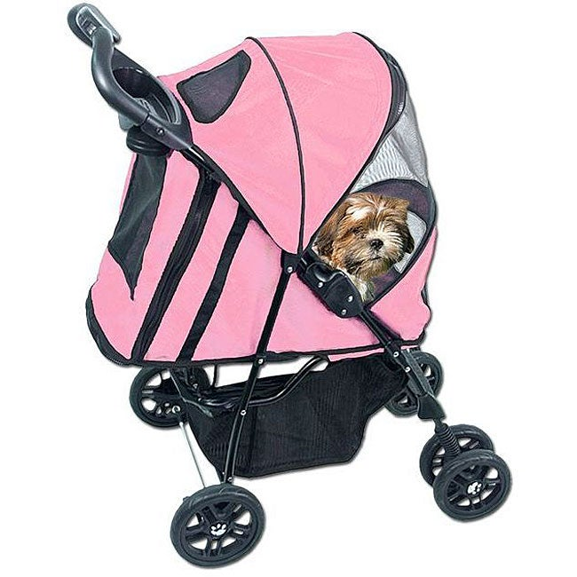 Pet Gear Happy Trails PLUS Pet Stroller - Thumbnail 0