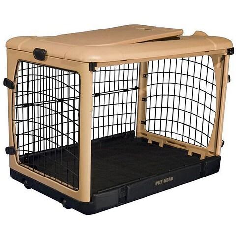 The Other Door 27-inch Steel Pet Crate