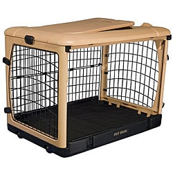 The Other Door 27-inch Steel Pet Crate