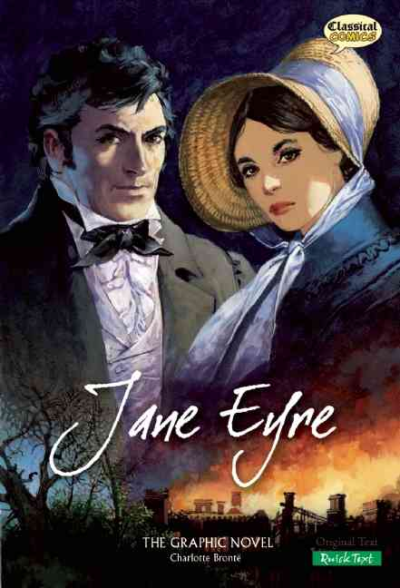 Jane Eyre: The Graphic Novel: Quick Text (Paperback)
