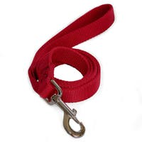 Majestic Pets Durable Six-foot Heavy-duty Two-ply Nylon Dog Leash
