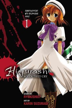 Higurashi When They Cry 1 (Paperback)