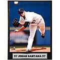 Johan Santana 9x12 Photo Plaque