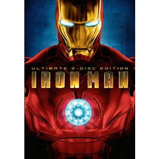 Iron Man (Ultimate Edition) (DVD)