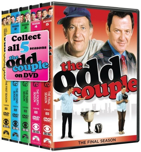 Odd Couple: Complete Series Pack (DVD)