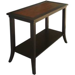 Carousel Console Table