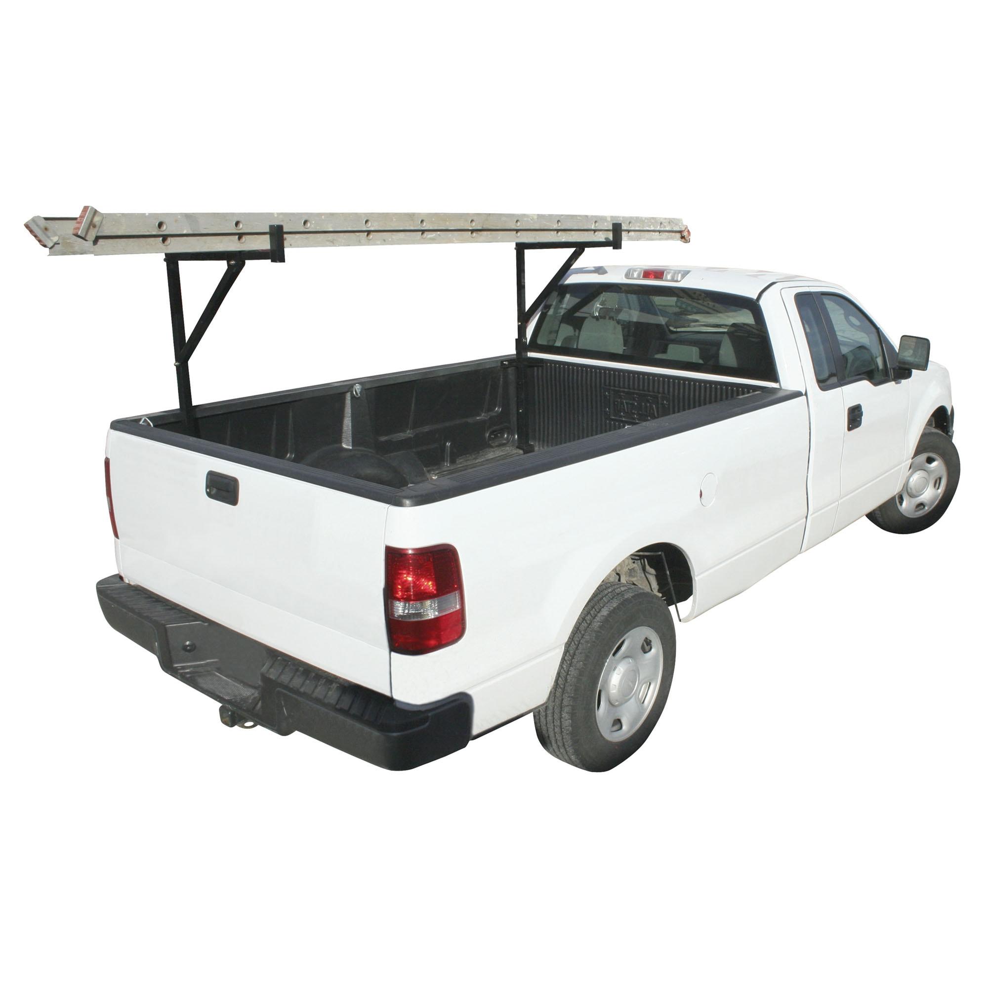 Pro Series Multi-use Truck Rack, Black