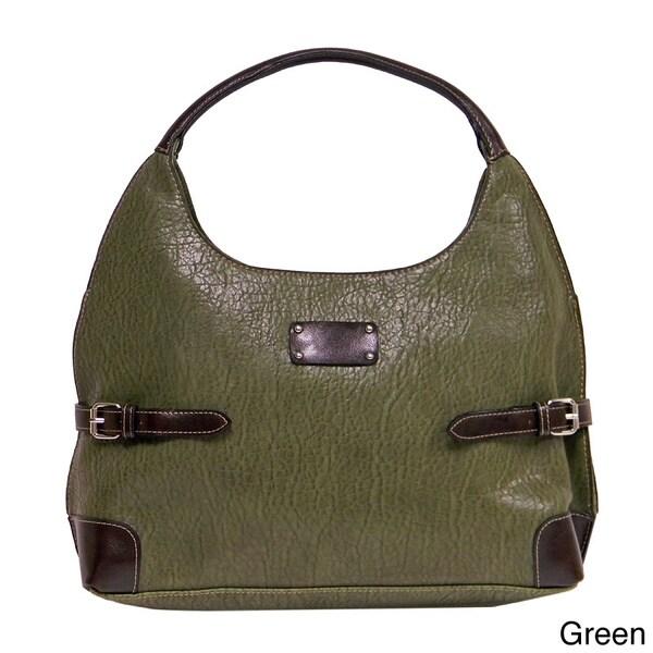 Rina Rich Bucket Handbag