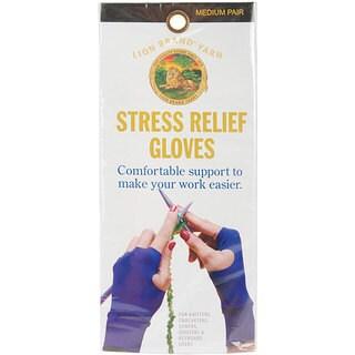 Lion Brand Knitting Stress Relief Gloves