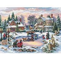 'A Treasured Time' Counted Cross Stitch Kit
