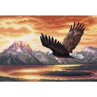 'Silent Flight' Counted Cross Stitch Kit