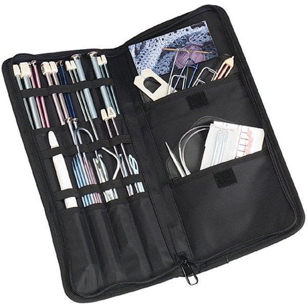 Art Bin Hook and Needle Case