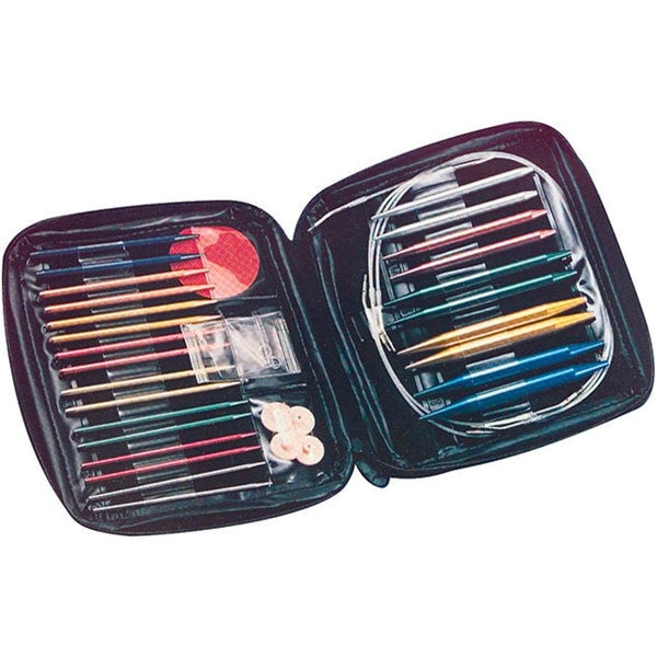 Needlemaster 200 Zippered Knitting Needle Kit