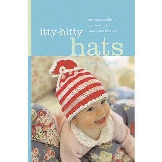 Storey Publishing 'Itty-bitty Hats' Book