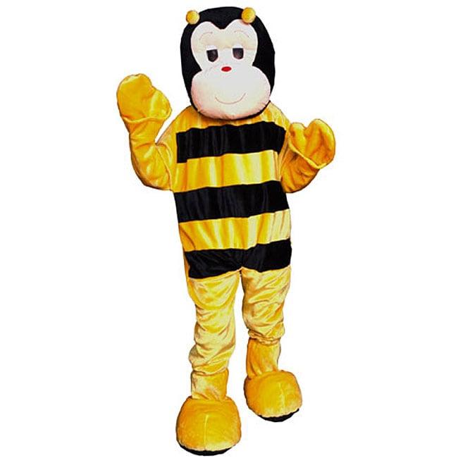 Dress Up America Bumble Bee Mascot Costume (Adult - One S...