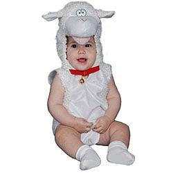 Baby Plush Lamb Costume