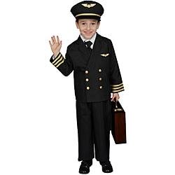 Pilot Boy Jacket Costume