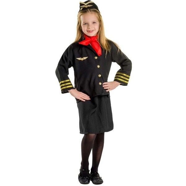 Flight Attendant Costume Free Shipping On Orders Over